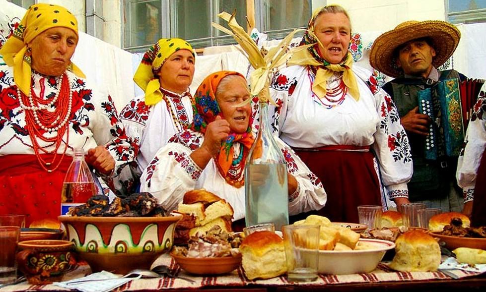 Песни свадебные украина