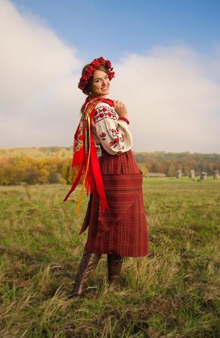Деякі елементи жіночого національного одягу мають 6bd295e55ee91