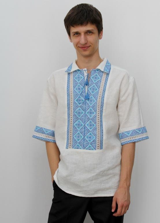 Завдяки сучасній промисловості чоловіки можуть урізноманітнити свій  гардероб великою кількістю модних сорочок. Однак випускаються вони серійно 91c84e59f0e8d