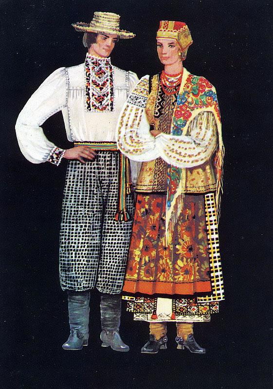 0a9ec000abe68a Вишиванки для жінок шилися з прямокутними вставками, які багато вишивалися  поряд з рукавами і вузьким комірцем-стійкою. Рукава знизу збиралися в  збірку «на ...