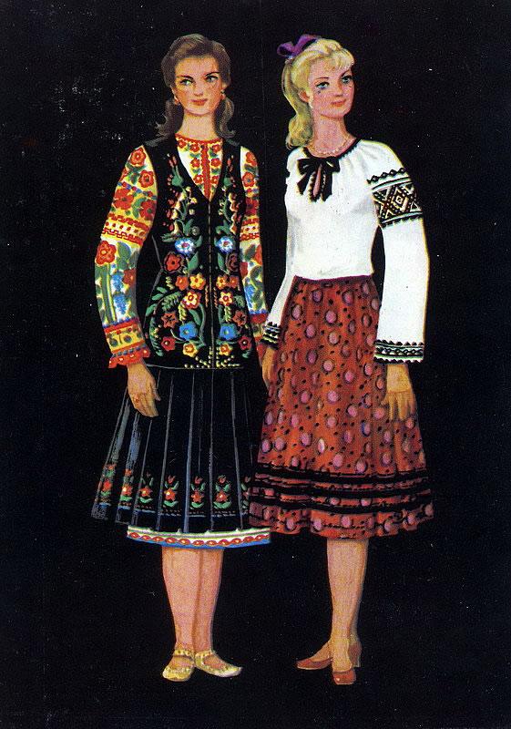Блузка з суцільнокроєними рукавами з тонкої білої фабричної тканини. Для  Подільських молодіжних вишиванок характерна багатобарвна багата вишивка по  всьому ... e4e08d946383c