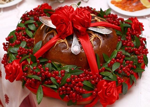 1db494e470ab83 Коровай - символ українського весілля