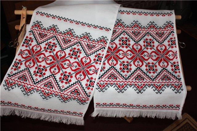Символічне значення традиційних орнаментів українських вишитих рушників 3566a1f25e8eb