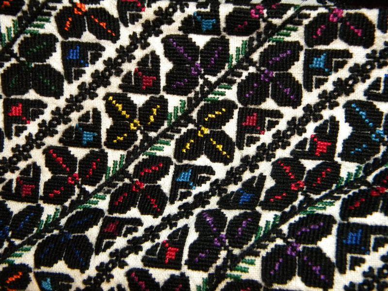 Краса чорних вишиванок або Що таке борщівська вишивка  6a247f9729a9d