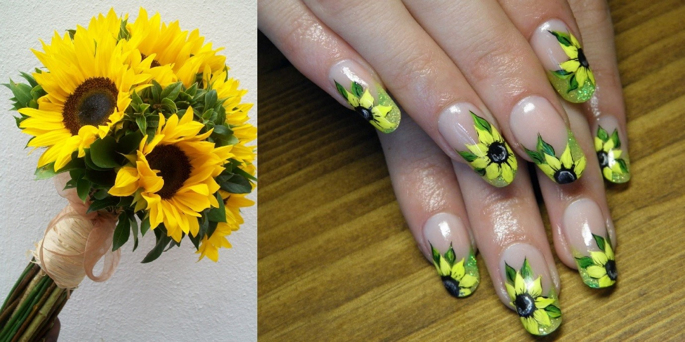Дизайн ногтей фото ресунки