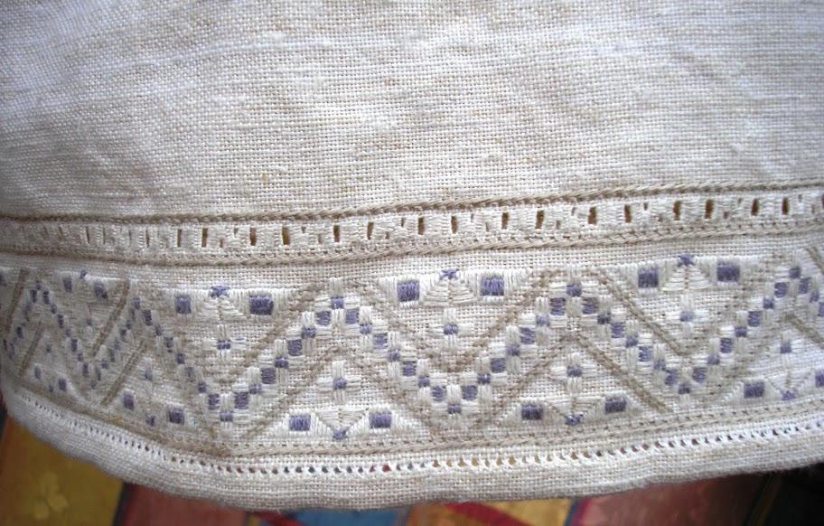 Сорочки для чоловіків відрізнялись від жіночих кроєм – комірець був стійка aef6d6735812f