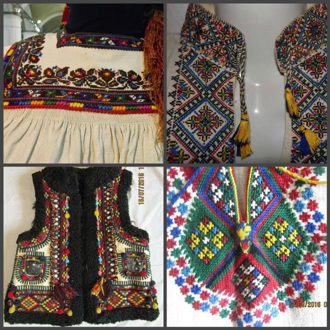 Закарпатская вышивка
