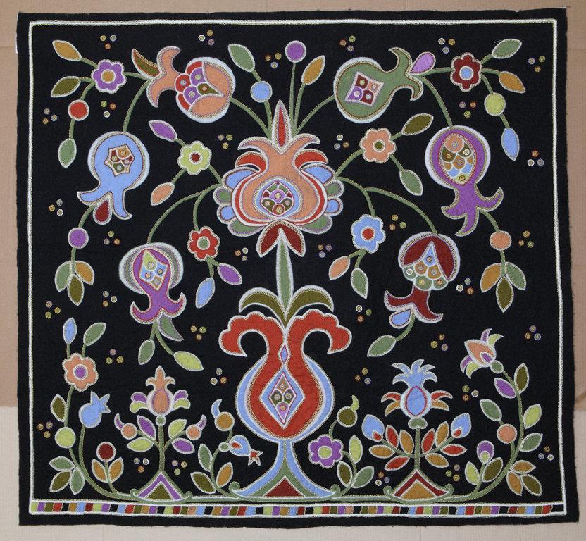 Вышивка татарским орнаментом a 802