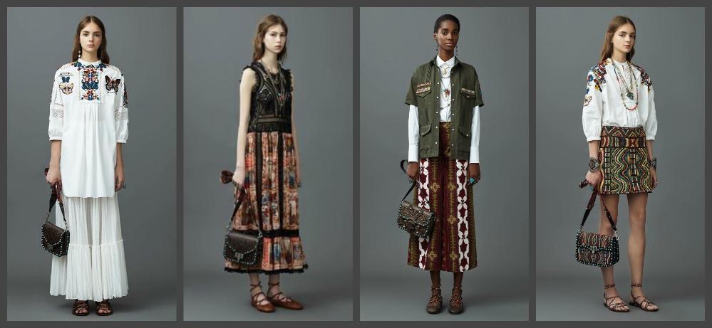 Її родзинкою є поєднання відомих силуетів бренду разом з ... традиційним  українським одягом! a03c901d1d6df