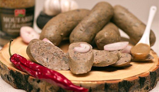 Домашняя колбаса ливерная рецепт